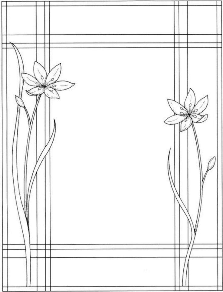 Эскиз рамки для открытки, поцелуйчик картинка шаблоны