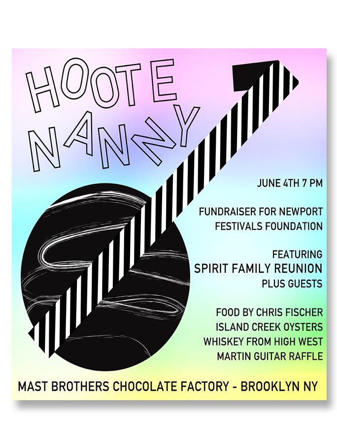 Mast Brothers Invitation