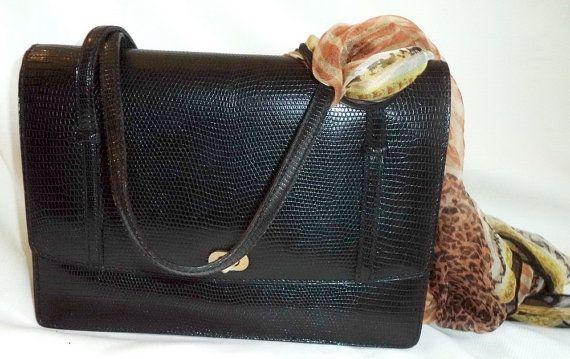 Vintage RUDSAK Atelier Noir Large Leather Burgundy/ belted/ bucket ...