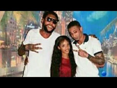 Vybz Kartel New Picture With Mystery Woman - YouTube