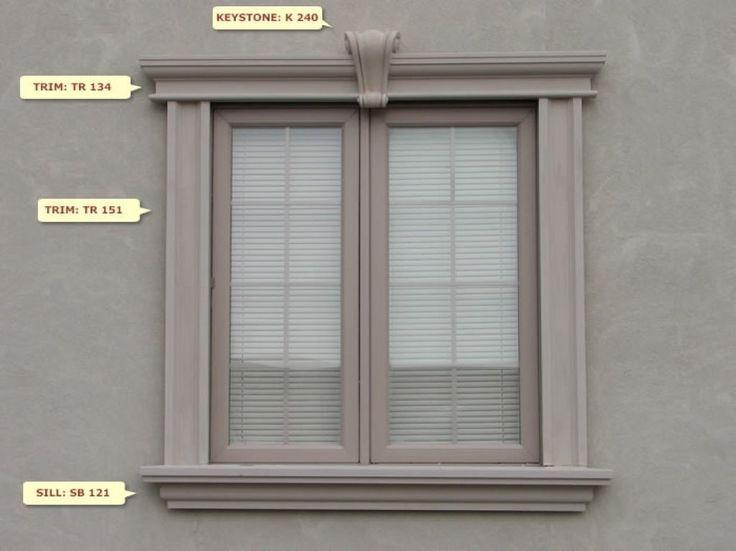 Best 25+ Window Moulding Ideas On Pinterest