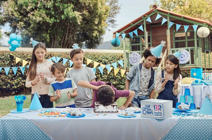 BASKIN ROBBINS ICE CREAM CAKES on Behance Cream cake