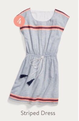Stitch Fix - Spring Striped Dress