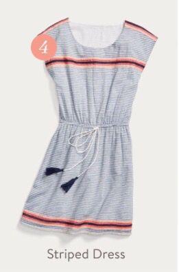 Stitch Fix - Spring Striped Dress