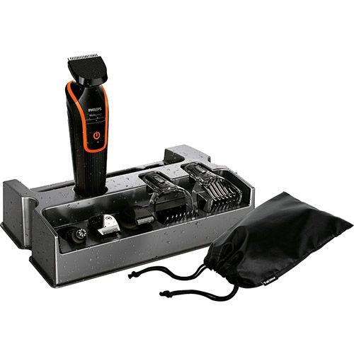 Kit Aparador de Pelos Philips Multigroom - QG3340/16