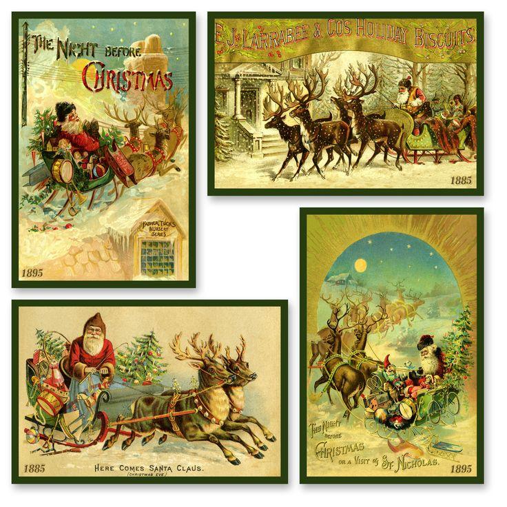 16 best Old World Santas Quilt Blocks images on Pinterest | Vintage ...
