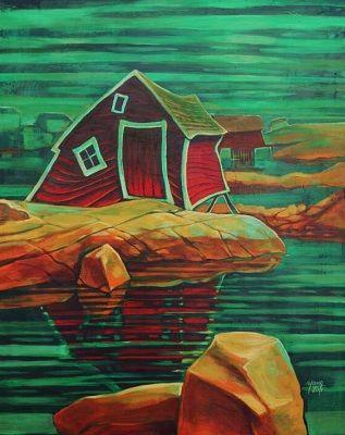 Newfoundland Art - Adam Young