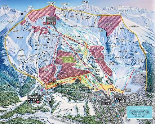Best Trail Maps Images On Pinterest Trail Maps Ski Resorts - Alaska usa map cities