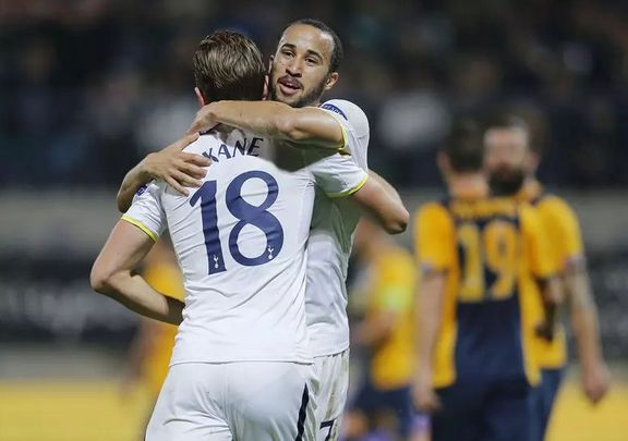 How Andros Townsend and Harry Kane combined in Tottenham's victory over Asteras - http://www.squawka.com/news/how-andros-townsend-and-harry-kane-combined-in-tottenhams-victory-over-asteras/214224#fmPQ7vRaRMmezYJB.99 #THFC #Spurs #Kane #Townsend