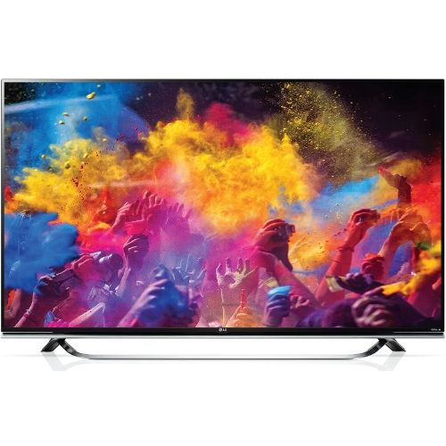 LG UF850V : TV Edge LED Ultra HD, 3D Passive, UCI 2000 Hz, WebOS 2.0...