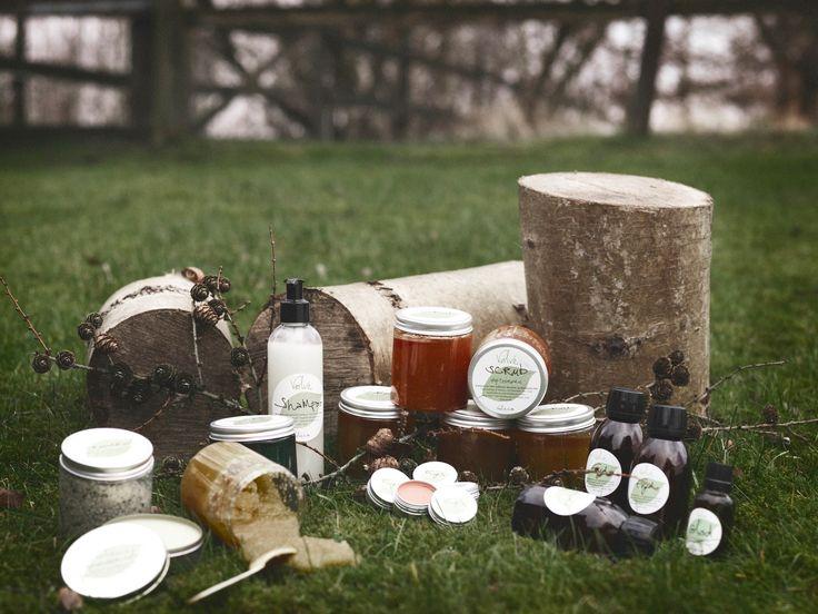 Økologisk og naturlige produkter til din krop.