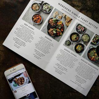 Simple Feast app