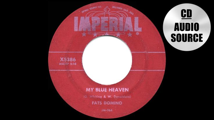 1956 HITS ARCHIVE: My Blue Heaven - Fats Domino