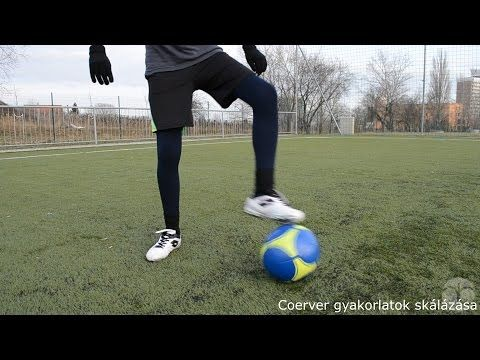 Individual soccer training - YouTube