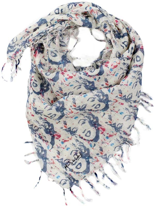 Andy Warhol by Pepe Jeans - Pashmine Marilyn Monroe @Pepe Jeans