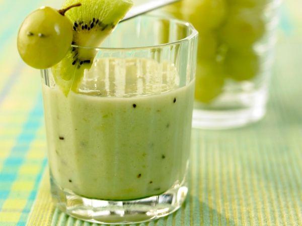 Smoothie van kiwi met druiven - Libelle Lekker!