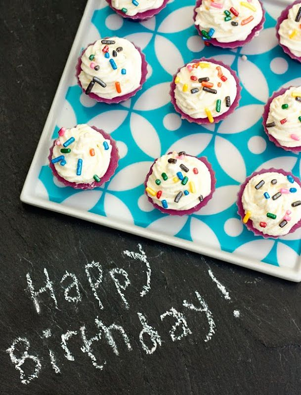 Birthday Cake Jello Shots - Looks like I know what I'll be making for my birthday...