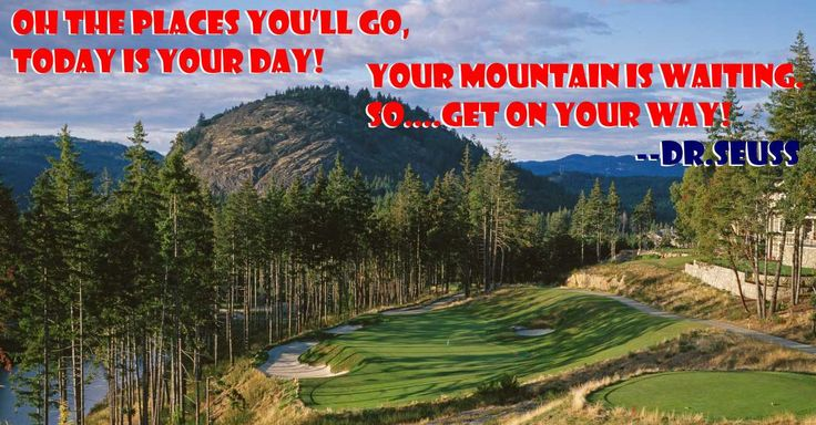 Motivation - Quote of the Day - Bear Mountain Awaits
