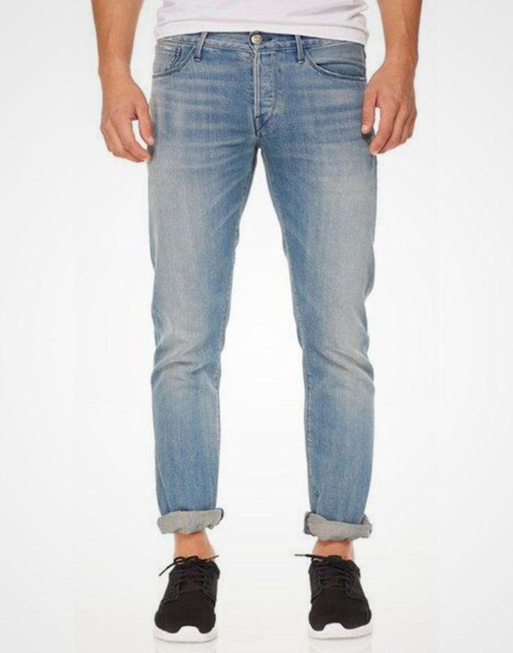 3x1 M5 Lorimer http://www.menshealth.com/style/21-best-jeans-for-men/3x1-m5-lorimer