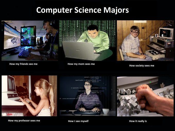 What do Computer Science Majors do?