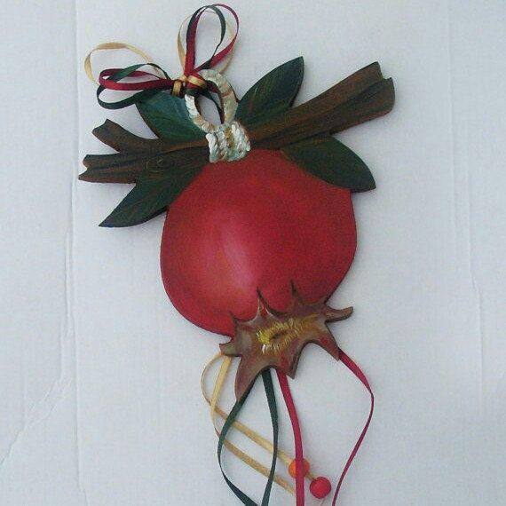 Pomegranate, WALL DECOR, SEASONAL...