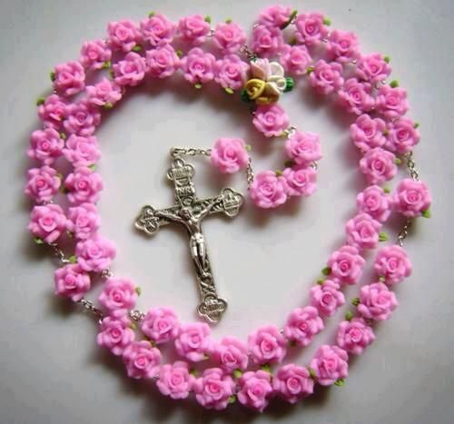 Pray the rosary everyday, it will soothe your pain, bring hope into your heart, guide you on your way...♥