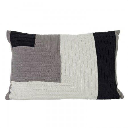Angle Knit kussen Ferm Living grey   Musthaves verzendt gratis