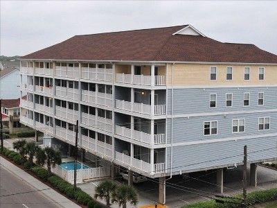 Crescent Beach Condo Rental Ocean Blvd Villas In North Myrtle Beach Sc 402 North Myrtle