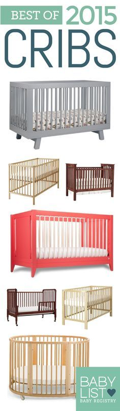 Need some crib advice to help you pick out the best one? Here are the 7 best cribs of 2015 - based on our own research + input from thousands of parents. Use this guide to help you figure out the best crib for your family's needs and priorities.