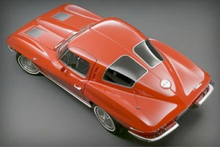 "1963 Chevrolet Corvette Sting Ray ""Split-Window"" Coupe"