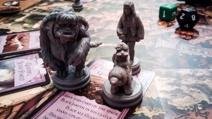 Here's our Labyrinth board game review!