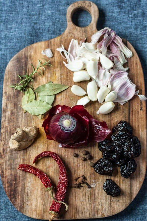 jadłonomia · roślinne przepisy: Sosy na grilla!