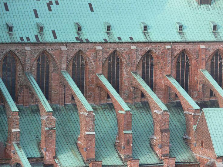 Marienkirche, Lübeck #architecture
