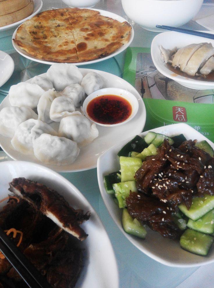 #TasteofShanghai #ShanghaineseFood