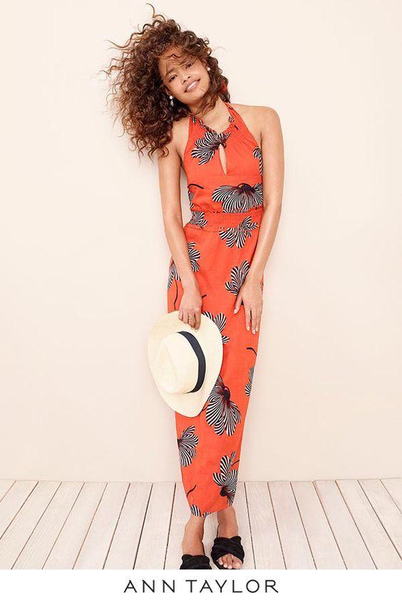 (Hat with frill) Healing partner dream Kore 39 summer color knit dress (japan import) vn11eid