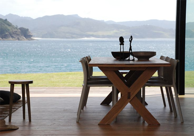 penny hay interiors: Dining Rooms, Pennies Hay, Barrier Islands, Spaces, Simple Living, Architects, The View, Storms Cottages, Ocean View