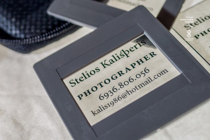 Thanasis Christodoulou: Slide card