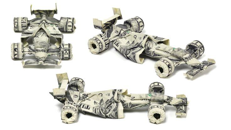 #dolar #dollar #origami #origamis