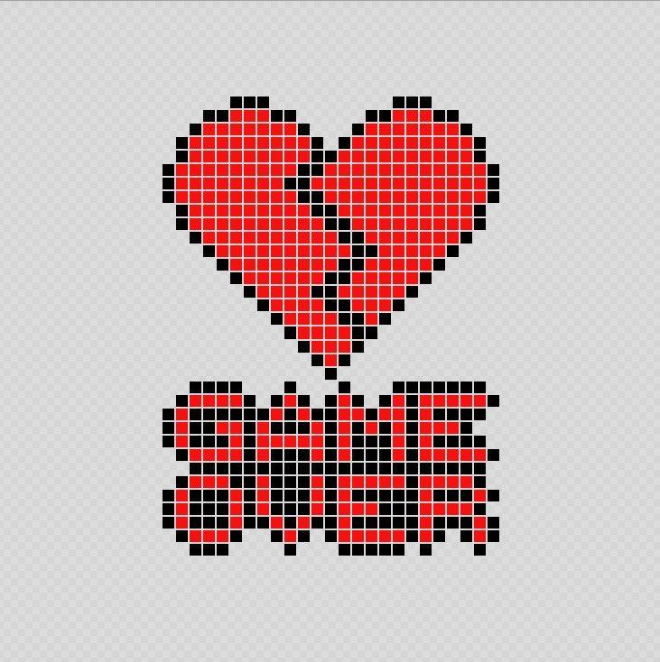 Corazon Roto Game Over Videojuegos Pixel Art Patterns Dibujos En Cuadricula Dibujos En Cuadros Libreta De Apuntes