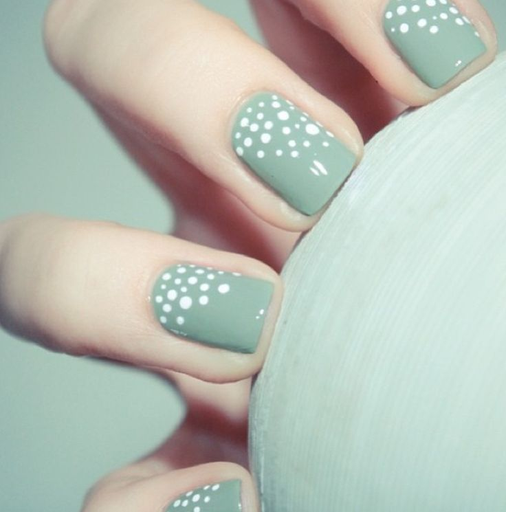 Love it! So sweet with mint green and lots of options to mix it up.