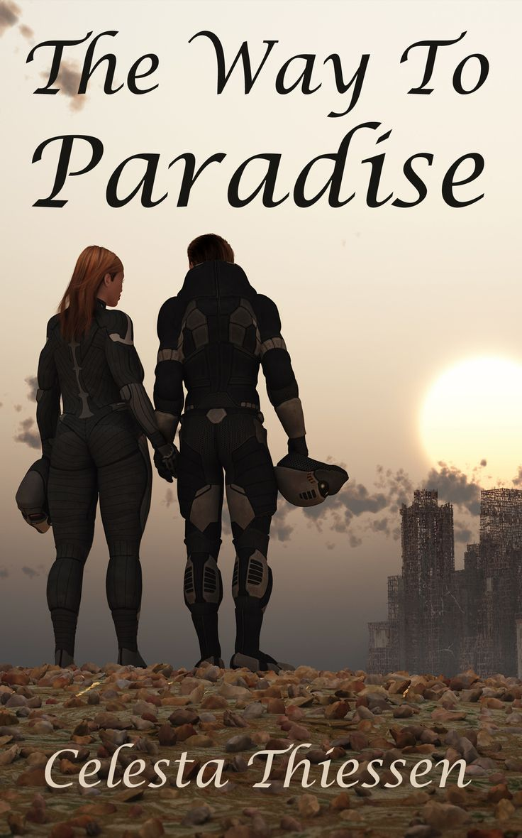 And now for something totally different… The Way to Paradise is an omniscient narrated, Christian science fiction, space opera adventure that portrays the consequences of choosing darkness and it shows how hearing God can save you and fix you on the inside. https://amzn.com/B00JZ95IDG