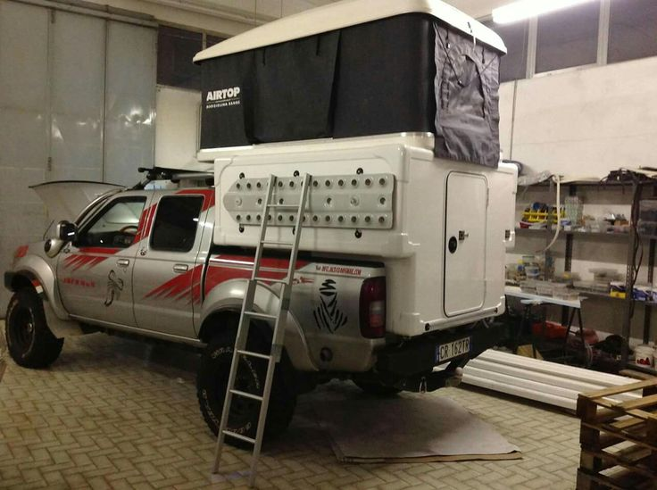 Pin By Guido L On Expedition Adventure Mobiles Truck Bed