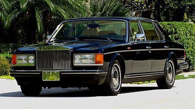 1995 Rolls-Royce Silver Spirit/Spur/Dawn GORGEOUS CONDITION INSIDE AN OUT 1995 ROLLS ROYCE SILVER SPUR III PREMIUM SEDAN 31,000 MILES FANTASTIC CONDITION