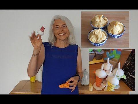Faire des glaces en 3 minutes !