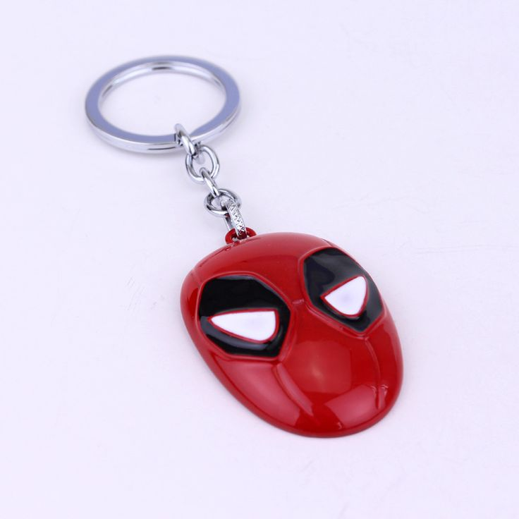 Dead pool mask key-chain at best price on max4shop
