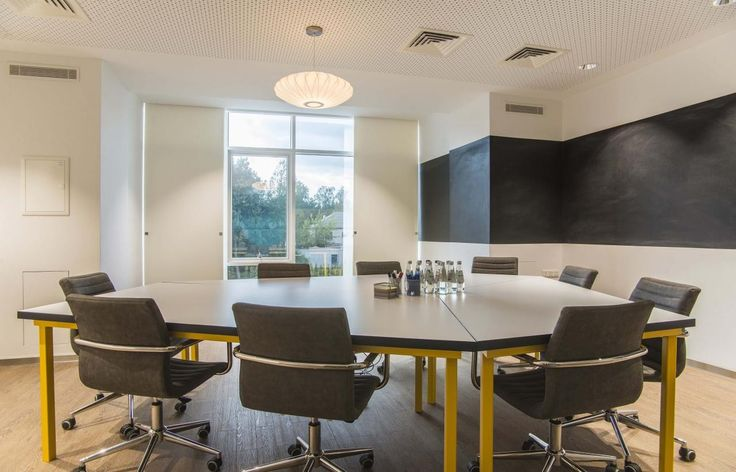 C.T.Co Campus Riga #basiccollection #office #chairs #design #project #furniture #interior