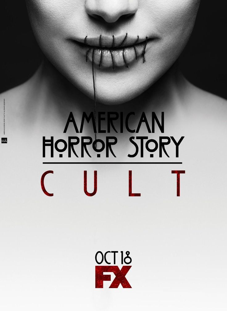 American Horror Story, Cult I am freaking out oh my god!!!!!!! Posts of the week for August 7, 2017.