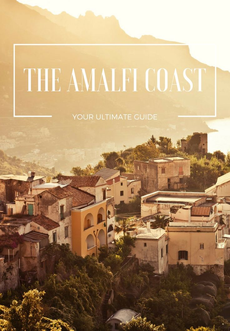 Sure, you go to Rome to understand the glory of the ancient empire, Florence to comprehend the Renaissance, and Milan to see contemporary fashion and design. But you can't understand the true meaning of la dolce vita until you've boarded a boat bound for the Amalfi Coast.
