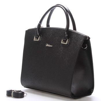 #DelamiFlorida Bestseller 2017! Novinka našeho e-shopu. Luxusní model od značky Delami je odrazem elegance, luxusu a stylovosti. Černá matná kabelka se saffianovým čelem Delami Florida je opravdovým skvostem, perfektní tvar, jemné doplňky, čistota designu..