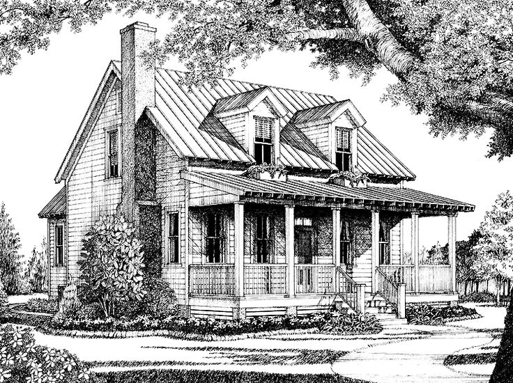 20 best house plans images on pinterest little house plans small eplans country house plan ashley river cottage from the southern living malvernweather Gallery